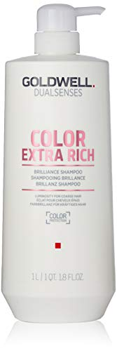 Best Hair Color-highlights (Goldwell Dualsenses Color Extra Rich Brilliance Shampoo, 1er Pack (1 x 1 l))