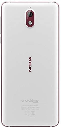 Nokia 3.1 (White, 32GB)