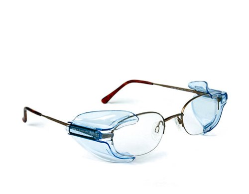 966590dc6bc B26+ Wing Mate Safety Glasses Side Shields- Fits Small to Medium Eyeglasses  (2 Pair