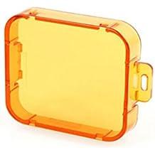Juego de Filtro de Lentes de Buceo Videos submarinos y Fotografias para SJ4000 Cámara - Naranja