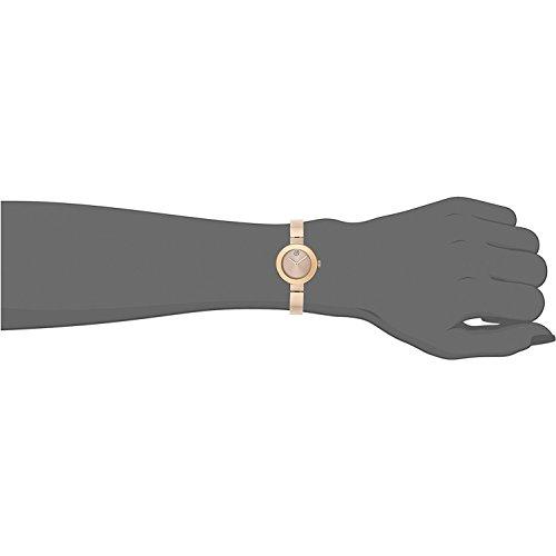 Movado Bold Women's Steel Bracelet & Case Quartz Analog Watch 3600286