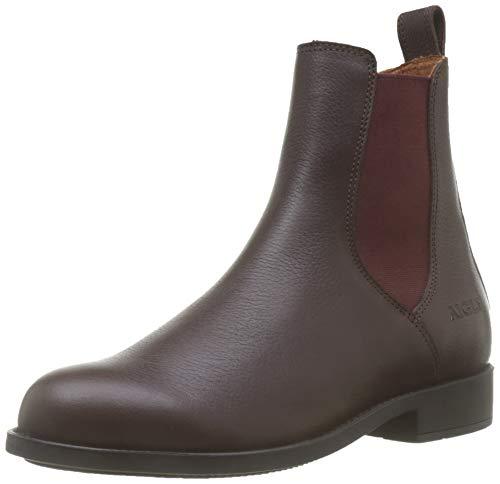 Aigle Damen Caours W Chelsea Boots, Braun (Darkbrown 001), 39 EU