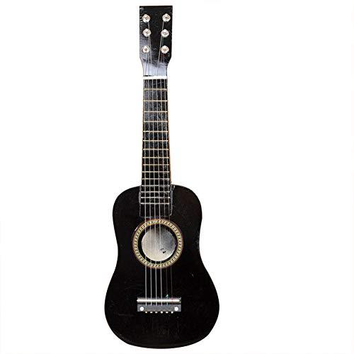 MAyouth Klassische Kinder-Gitarren-Musikspielwaren Mit 6 Strings Educational Musikinstrumente Für Kinder
