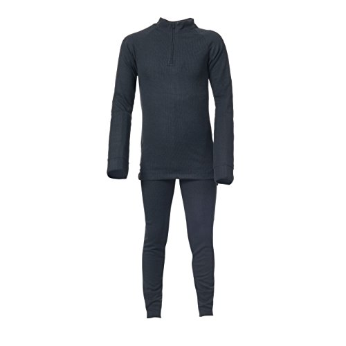Trespass Herren Unite 360 Base Layer Set schwarz