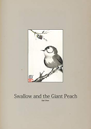 Swallow and the Giant Peach: A Chinese-painting-manga journey (English Edition)