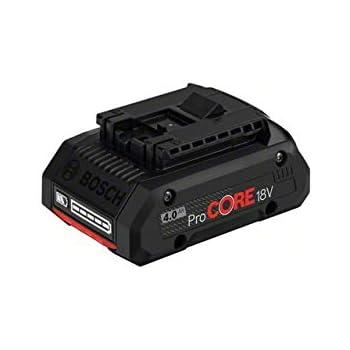 10e5b0a37 Bosch Professional Akku ProCORE (1x 4,0 Ah Akku, 18 Volt, im Karton ...