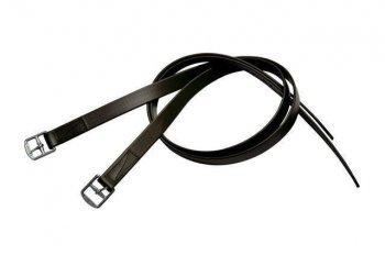 Tekna Steigbügelriemen für Kinder, schwarz, 85 cm