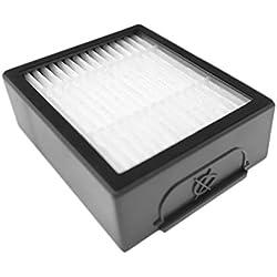 Earlyad Filtre de Rechange Kit 2 / 10PCS Accessoires de Filtre de Nettoyage Ensemble de filtres pour iRobot Roomba Série i7 E5 E6