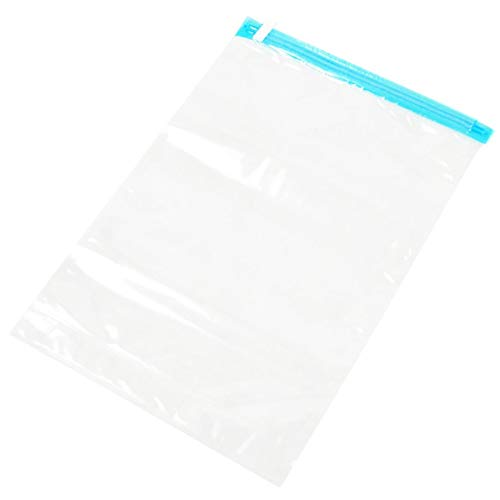 KNOSSOS 50 * 70cm Manually Vacuum Compressed Bag Seal Bags Travel Storage Bags Clothes Organizer