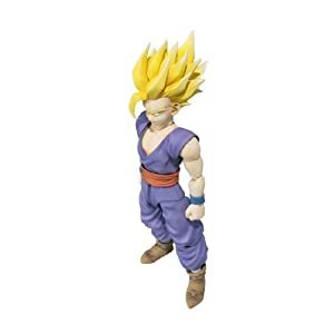 Bandai Tamashii Nations S.H. Figurants Son Gohan Figura de acción Dragon Ball 8