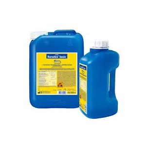 Korsolex 972679 Desinfektionsmittel Basic, 5 L