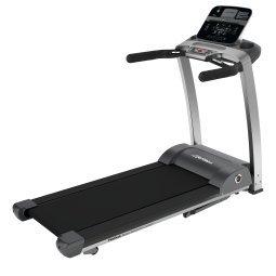 Life Fitness F3 Laufband mit Track+ Konsole zusammenklappbar, F3
