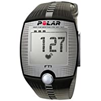 Polar FT1 Heart Rate Monitor and Sports Watch - Black
