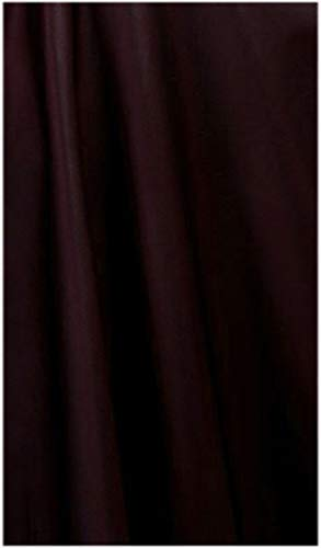 vaidehi creation Women's Twill Tafeta Anarkali Style Gown for Girl (Maroon)
