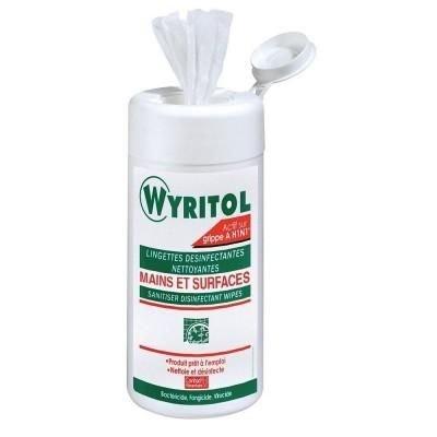 WYRITOL LINGETTES DESINFECTANTES X100