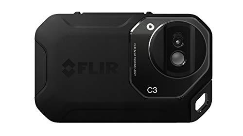 Flir-C3-Termocamera-Tascabile-con-Wifi-125-x-80-x-24-mm-Nero