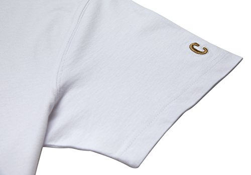 Chabos IIVII Uomo Maglieria/T-Shirt Para Bianco