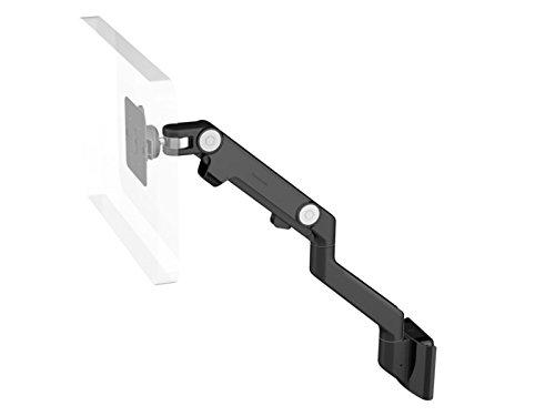 Humanscale Wandhalterung, Metall, schwarz, 68.00 x 14.00 x 52.00 cm -