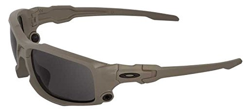 Oakley SI Ballistic Shocktube Terrain Tan/Grey