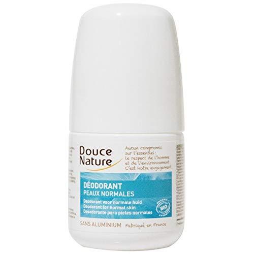 Douce Nature - Déodorant Peaux Normales Sans Aluminium Bille 50Ml - Lot De 3 - Livraison Rapide En France - Prix Par Lot