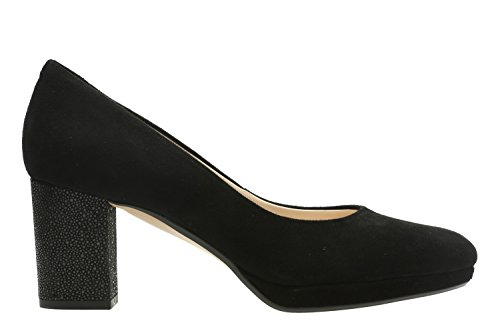 Clarks Damen Kelda Hope Pumps Schwarz