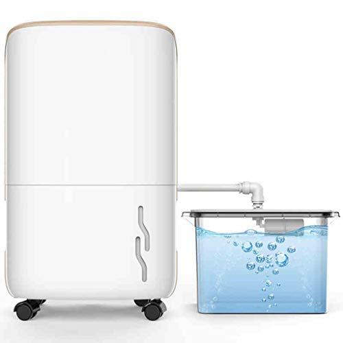 Deshumidificador Hogar Dormitorio Silencioso Sótano Industrial Mini Inteligente Humedad Constante Secador de Humedad