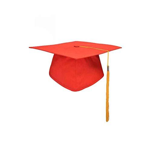 LafyHo Schulabschluss-Quasten Cap Doktorhut Universität Bachelor Master-Doktor Academic ()