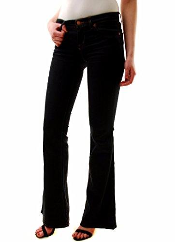 J Brand Jeans pour Femmes Babe Bell 923O216 Bleu