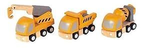 Plan Toys Highway Maintenance