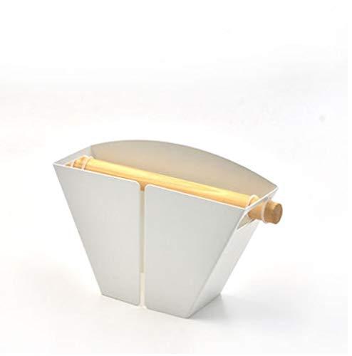 Kbwl 1 stück kaffeefilter karton kühlschrank basis box für die einfache lagerung von kaffeefilter, billige kaffeefilter weiß (Karton-kühlschrank-box)