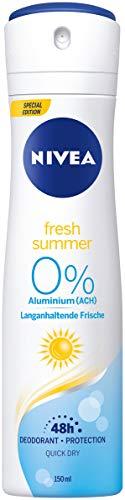 Nivea Desodorante Spray para mujeres, sin aluminio,