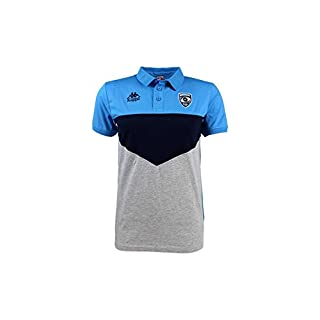 Kappa Montpellier 2017/18 - Polo de Rugby Joueurs - Taille 3XL