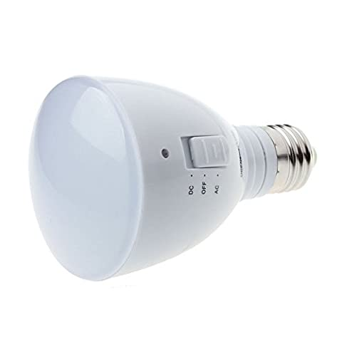 FEITONG 4W E27 85-265V 24 LED Rechargeable D'urgence ampoule Lampe