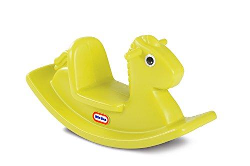 Little Tikes - 173042e3 - Cavallo a dondolo - Giallo