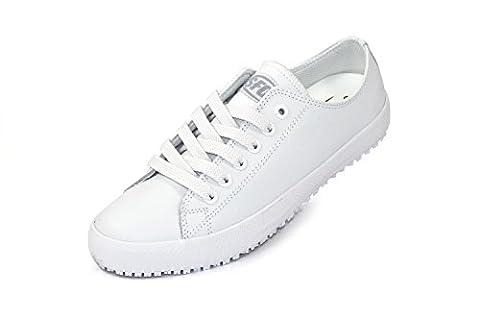 Shoes For Crews Old School II Weiß Damen 40
