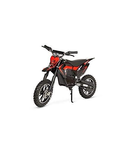 Nvey Eco Mini Moto electrica de Motocross Cross bateria 350w 24v niños niñas