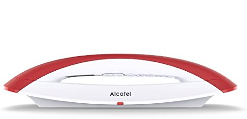 ALCATEL SMILE RED DESIGN