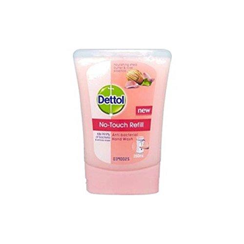 dettol-recharge-de-savon-pour-distributeur-no-touch-beurre-de-karite-et-extrait-de-rose-250ml