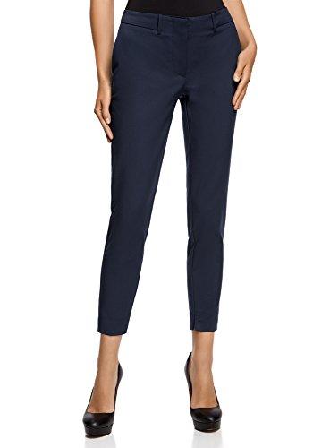 oodji-collection-donna-pantaloni-classici-taglio-aderente-blu-it-42-eu-38-s