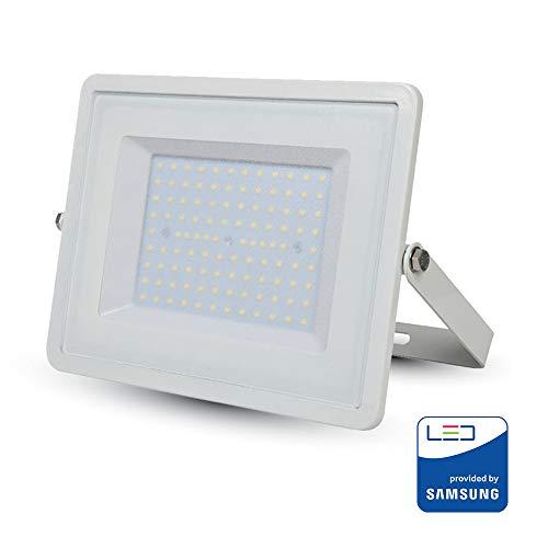 Projecteur LED V-TAC PRO Blanc 100 W Samsung Chip VT-100