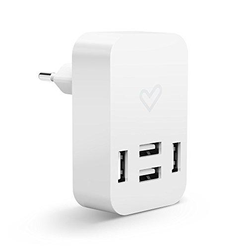 Energy Sistem Home Charger- Cargador 4.0 A Universal