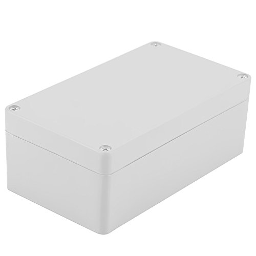 Akozon Caja de Conexiones IP65 Impermeable BS Electrical Project Caja