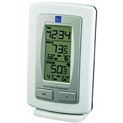 The Weather Channel WS-9245TWC-IT Wireless Temperature Station with Time