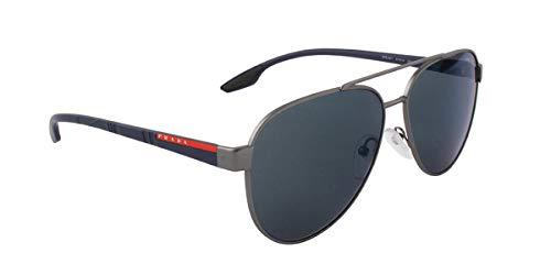 9be9d52019 Prada Linea Rossa 0PS 54TS Gafas de sol, Gunmetal Rubber, 61 para Hombre