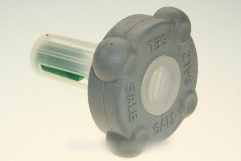 Zanussi-integrierbare Becken Hat Salz für Spülmaschine Zanussi