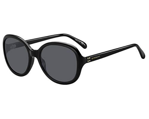 Givenchy Sonnenbrillen (GV-7124-S 807IR) schwarz glänzend - grau