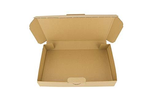 25 Stück Faltkarton Faltschachtel Karton Geschenkbox Geschenkschachtel 230x152x36mm für Schmuck Kleinteile Versandhandel uvm.