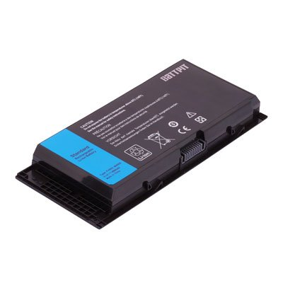 Battpit™ Laptop / Notebook Battery for Dell FJJ4W (11.1 V 5400 mAh / 60Wh) [18 Months Warranty]