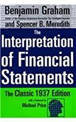 The Interpretation of Financial Statements: The Classic 1937 Edition price comparison at Flipkart, Amazon, Crossword, Uread, Bookadda, Landmark, Homeshop18