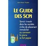 Telecharger Livres Guide des SCPI (PDF,EPUB,MOBI) gratuits en Francaise